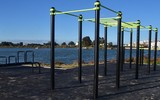 Equipamento street workout barreiro 01  2  1 160 100