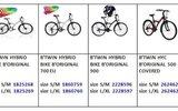 Bike 1 160 100