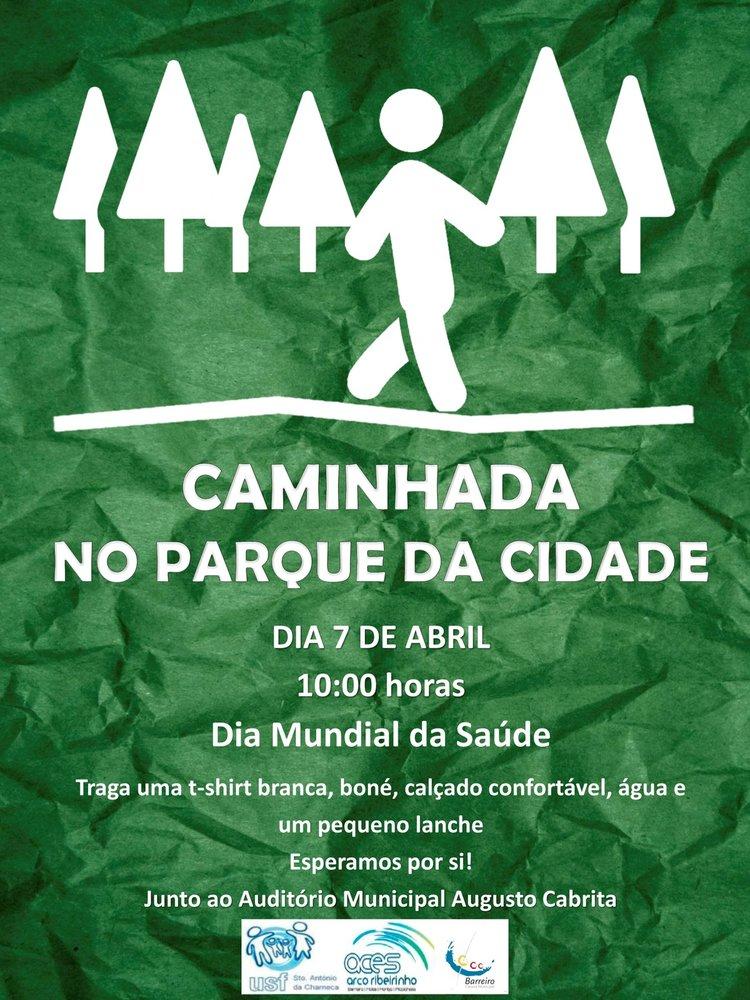 72df6d797 Caminhada no Parque da Cidade | No Dia Mundial da Saúde Participe ...