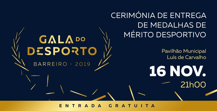 Barreiro gala do desporto 2019 1950 1 750 2500