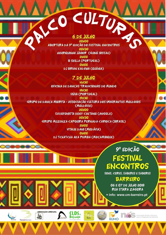 Escola Conde Ferreira Palco Encontros Palco Culturas ... 9e7f55dbe355c