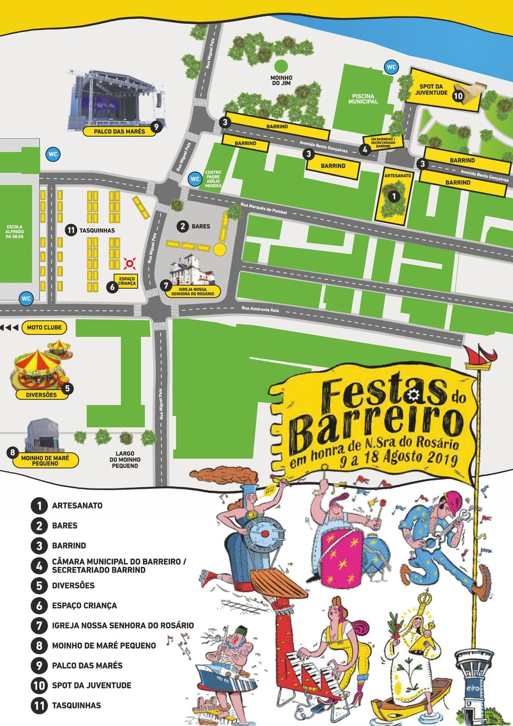 Programa Festas do Barreiro2019 A4_final_Implantacai